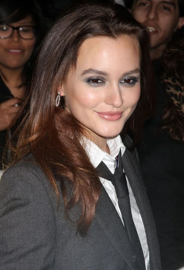 Le maquillage de Leighton Meester aux Gotham Film Awards