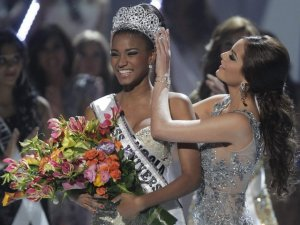 Leila Lopes Miss Univers 2011