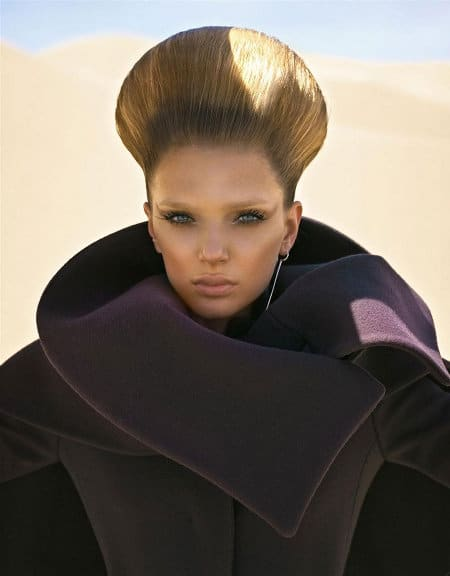 Lily Donaldson Vogue nippon