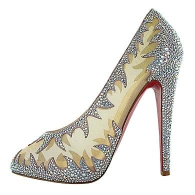 chaussure louboutin de mariage
