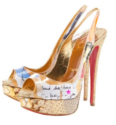 Christian Louboutin dévoile sa pré-collection de chaussures automne 2011