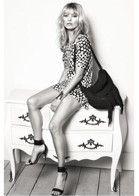 Mango printemps 2012 Kate Moss