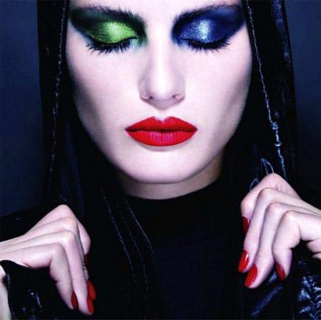 Maquillage Tom Pêcheux Isabeli Fontana