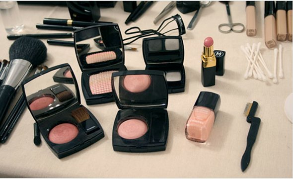 Maquillage Chanel Haute Couture 2011