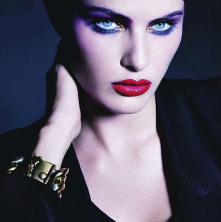 Maquillage Lloyd Simmonds Isabeli Fontana