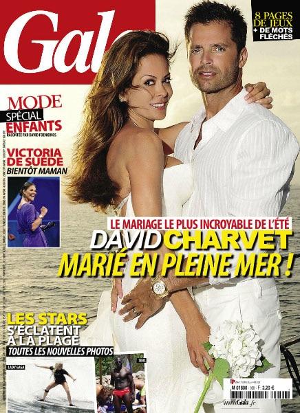 Mariage David Charvet et Brooke Burke