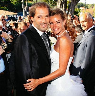 Ingrid Chauvin et Thierry Peythieu : Vive les mariés !
