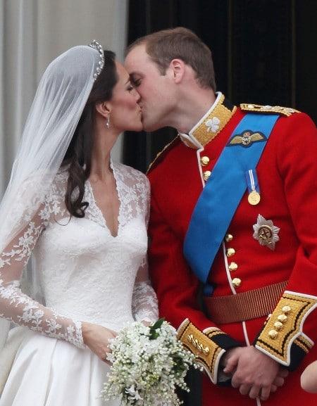 Les plus belles photos du mariage de Kate et William