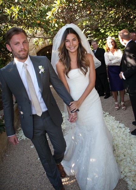 Mariage Lily Aldridge & Caleb Followill