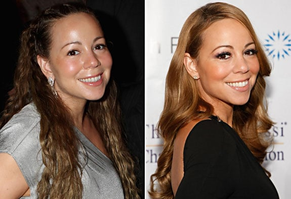 Mariah Carey sans maquillage 3