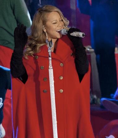 Mariah Carrey grossesse