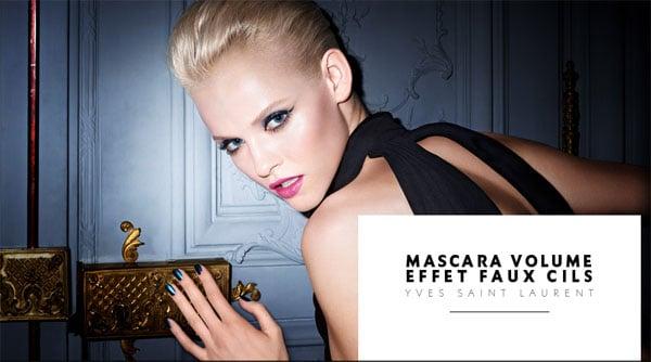 Mascara Volume Effet Faux Cils Yves Saint Laurent 2012-2013