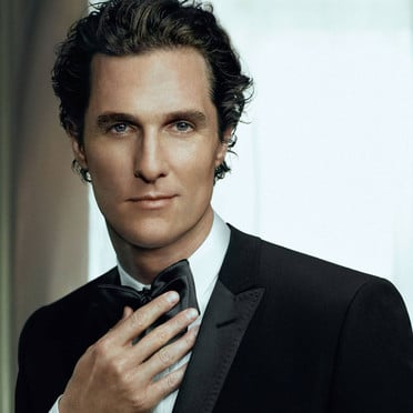 Matthew McConaughey the one gentleman D&G