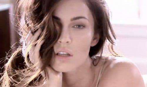 Megan Fox pour la nouvelle campagne Armani Beauty