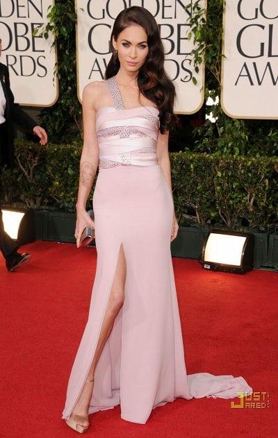 Megan Fox Golden Globes Awards 2011