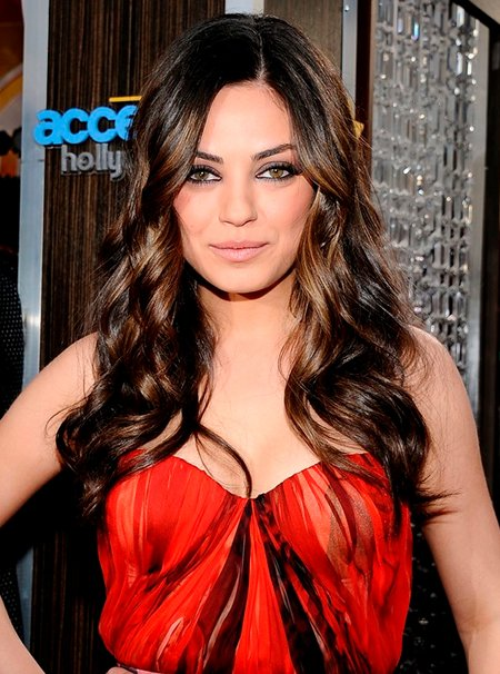 Mila Kunis aux Screen Actors Guild Awards 2011