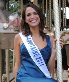 Les plus belles candidates au titre de Miss France 2012