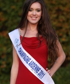 Miss Champagne Ardennes 2011