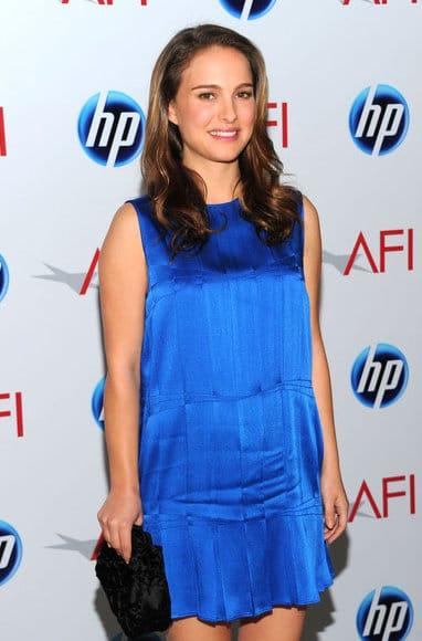 Natalie Portman AFI awards 2011