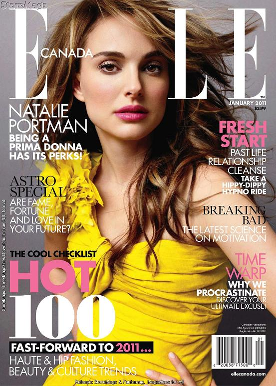 Natalie Portman Ella Canada