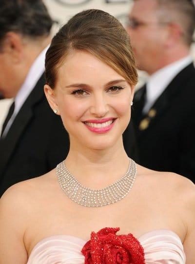 Natalie Portman aux Golden Globes 2011