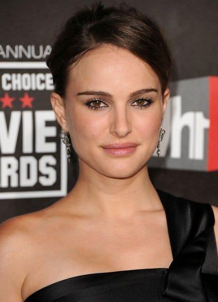 Natalie Portman maquillage yeux