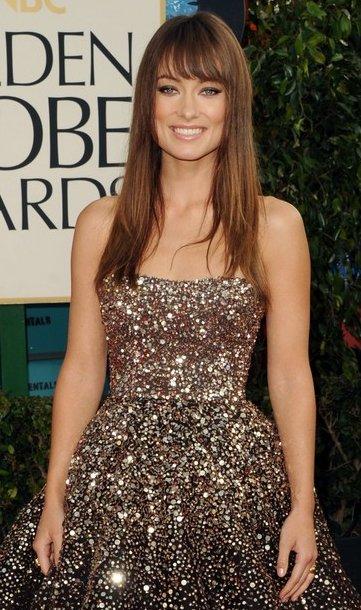 Olivia Wilde Golden Globes 2011