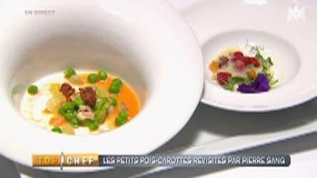 Petits pois:carottes par Pierre-Sang