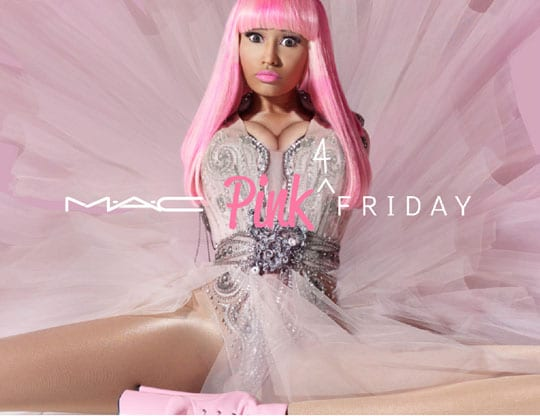 Pink friday mac