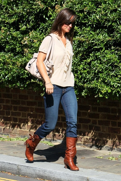 Pippa Middleton Jean J brand