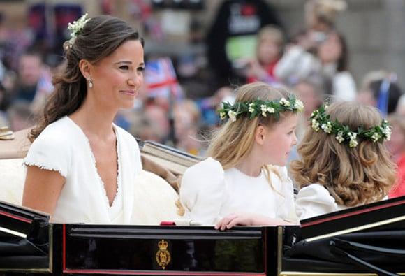 Pippa Middleton aurait-elle volé la vedette à Kate pour le mariage ?