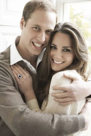 Prince William & Kate Middletone engagement