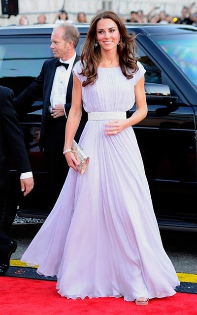 Prince William et Kate BAFTA 2011