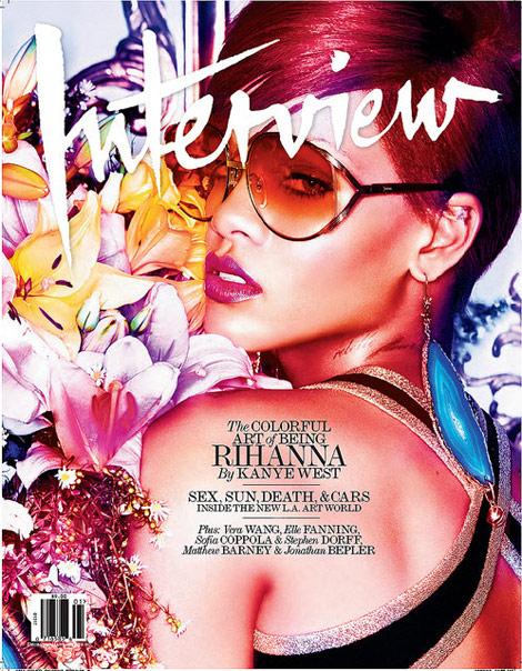 Rihanna Interview