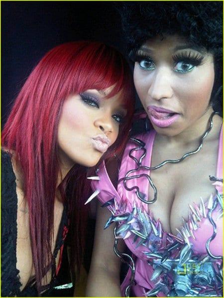 Rihanna & Nicky Minaj