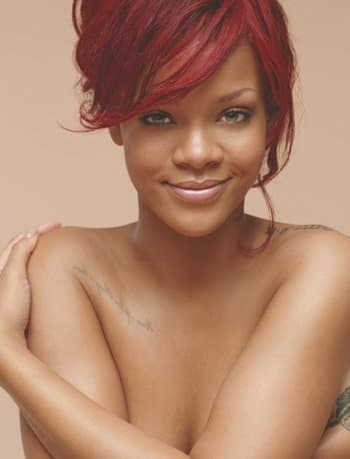 Rihanna nouvelle égérie de la marque Nivea