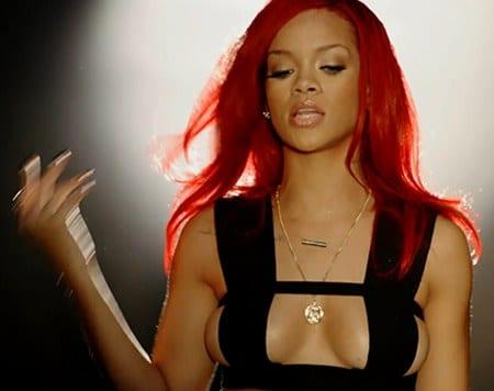 Rihanna all the lights