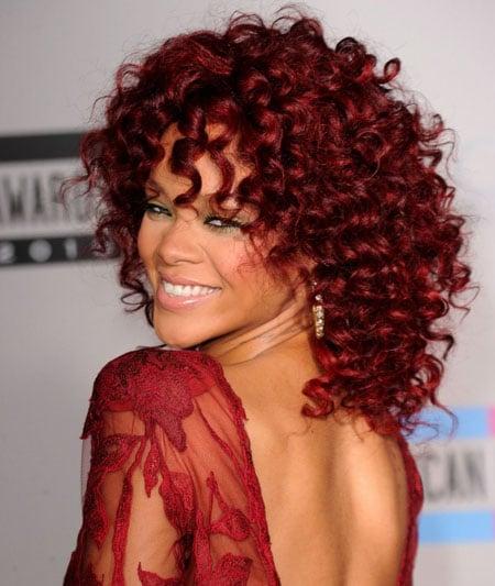 Nouvelle Coupe Rihanna: Rihanna Aux American Music Awards