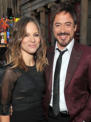 Robert Downey Jr. va être papa pour la seconde fois !