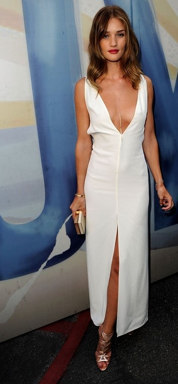 Rosie Huntington-Whiteley au TV's Guys Choice Awards