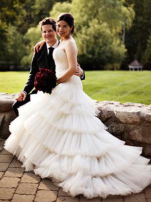 America Ferrera s'est mariée avec Ryan Piers Williams