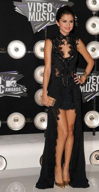 Selena Gomez aux MTV VMA 2011