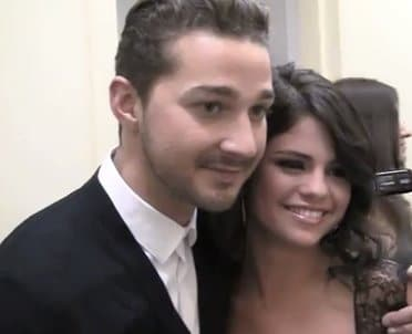 Selena Gomez & Shia Labeouf