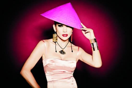 TOUS campagne publicitaire printemps 2011 Jennifer Lopez