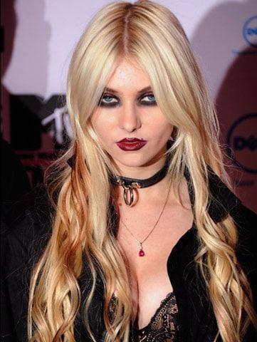 Taylor Momsen aux MTV EMA 2010