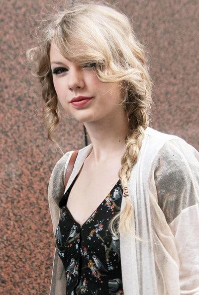 Taylor Swift Tresse