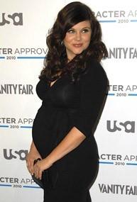 Tiffani Amber-Thiessen est maman !