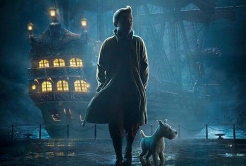 Tintin-et-le-secret-de-la-Licorne Steven Spielberg