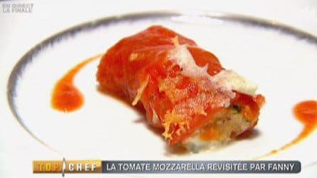 Tomates-Mozzarella par Fanny