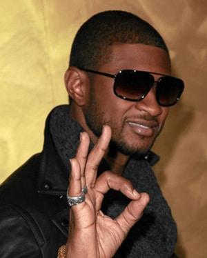 Le beau-fils d'Usher victime d'un grave accident